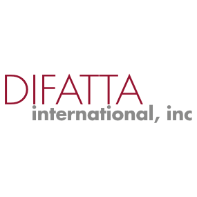 Logo design for Difatta International, Inc.
